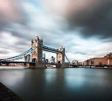 Tower Bridge by edwhyphoto