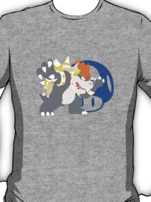 Super Smash Bros Bowser Alt Palette T-Shirt