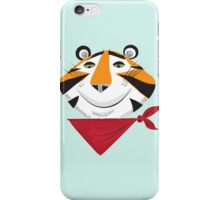 Vintage Tiger iPhone Case/Skin