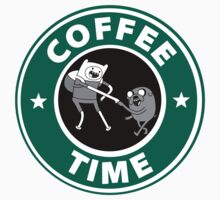 Coffee Time (Adventure Time)  Kids Clothes