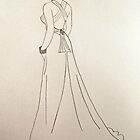 Wedding Dress No 4 by CreativeEm