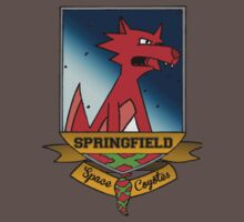 The Springfield Space Coyotes Kids Clothes