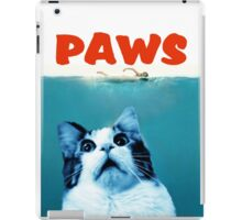 PAWS iPad Case/Skin