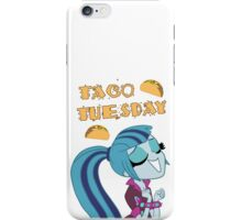 Sonata Dusk - Taco Tuesday iPhone Case/Skin