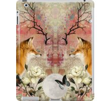 Fox Moonlight iPad Case/Skin