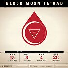 Blood Moon Tetrad Calendar 2014/2015 by Equal-Opposite