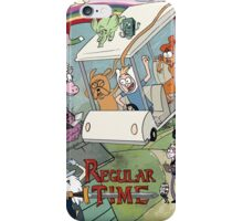 Regular Time iPhone Case/Skin