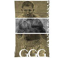 "Gennady ""GGG"" Golovkin Photographic Print"