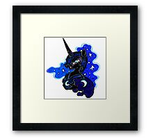 Mlp-Nightmare Moon Framed Print