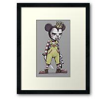 Child Vampire Framed Print
