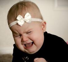 Precious baby tantrum by MStumbrie