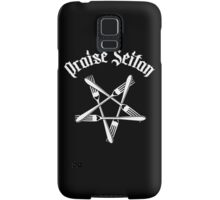Praise Seitan 1.2 (white) Samsung Galaxy Case/Skin