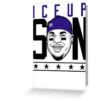 VICTRS - Ice Up Son V2 Greeting Card
