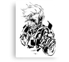 Raiden Wants YOU Canvas Print