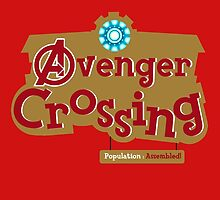 Avenger Crossing (sign only) by Connor Keane