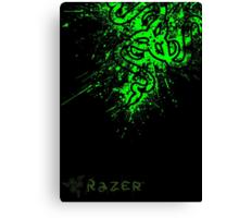 Razer Poster  Canvas Print