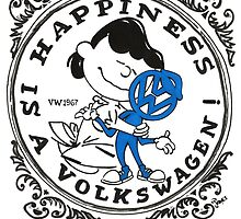 Happiness is having a Volkswagen by bulldawgdude