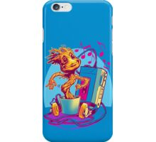 GROOVIN' THROUGH THE GALAXY iPhone Case/Skin