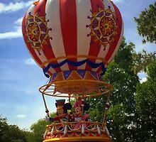 Disney's Magic Kingdom Festival of Fantasy Parade  by BrandonBalasco