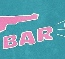 the BANG BANG bar by juliabohemian