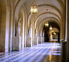 Versailles Interior by EmiMills