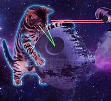 Star Wars Cat by SupahFrog