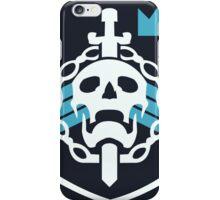 Destiny Raid Trophy Emblem iPhone Case/Skin