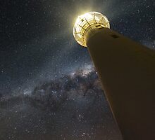 Castlepoint Lighthouse by Rob Dickinson