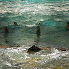 surf. old piles by Nikolay Semyonov