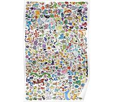 pokemons Poster