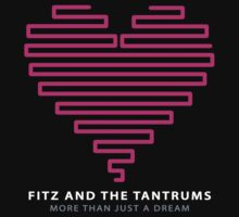 Fitz and the tantrums by Astralberry