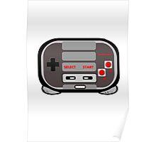 Nintendo Control Character Poster