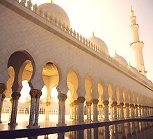Grand Mosque by solnoirstudios