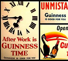 Guinness is good for you by ©The Creative  Minds