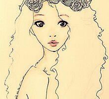 Flower Crown  by Shinsyl