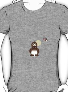 Halloween Penguin - Werewolf (Werepenguin!) T-Shirt
