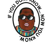 Biggie - Now you know by jamiesonmurphy