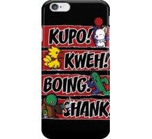 What Does the Tonberry Say? iPhone Case/Skin