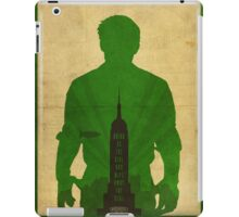 Booker Dewitt cool design Bioshock infinite iPad Case/Skin