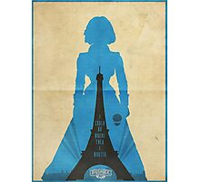 Elizabeth cool design Bioshock infinite Photographic Print