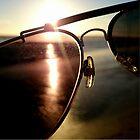 Dawn through glasses by Lugonbe