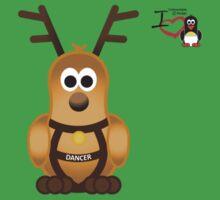 Christmas Penguin - Dancer Kids Clothes
