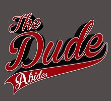The Dude Abides V3 by maped