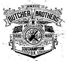 Butcher Bros Clothing by webezine