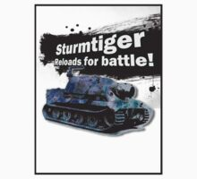 Sturmtiger. by shadeprint