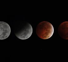 The Second Blood Moon by venny