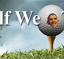 In Golf We Trust by EyeMagined