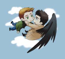 The angel who fell in love by Tsuki-Nekota
