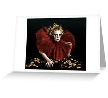 Every Rose Fades Greeting Card
