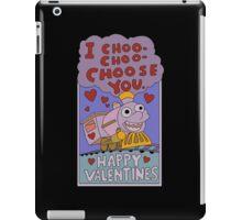 The Simpsons: I choo choo choose you iPad Case/Skin
